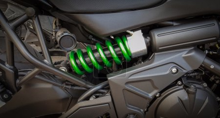 Motorcycle shock absorbers