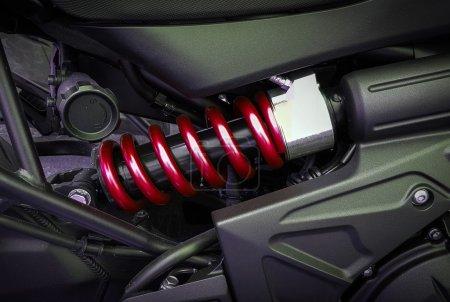 Motorcycle shock absorbers