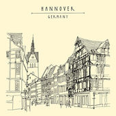 Hanover, Germany, Europe.