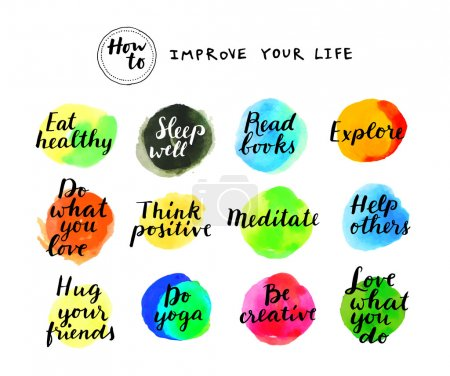 How To Improve Your Life.