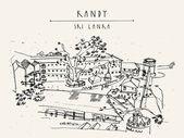 Prison in Kandy Sri Lanka