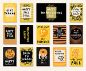 Big Autumn Sale posters