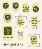 Bio Organic Fresh Natural Food