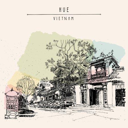 Hue, Vietnam, Southeast Asia