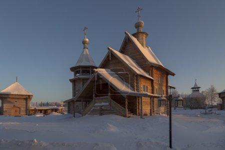 Obdorskaya fortress