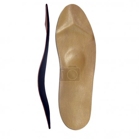 Orthopedic Insoles. Foot Care Products