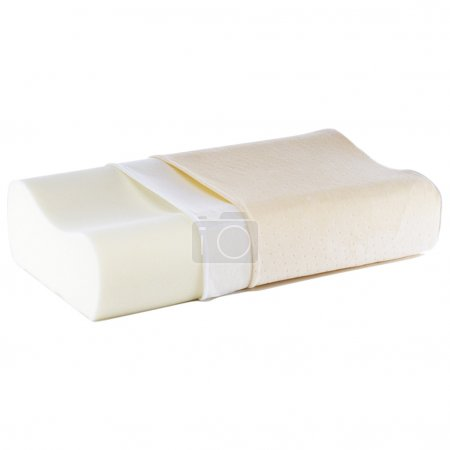 Orthopedic Pillow with Memory Effect