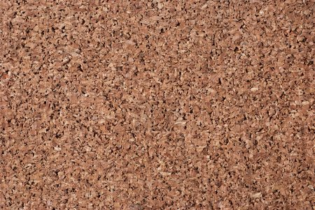 Brown cork texture