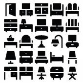 Take a trip back in time and decorate with this Buildings and Furniture Pack! You'll love using the icon pack for your projects and award winning work
