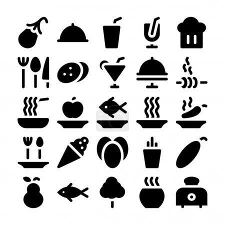 Food Vector Icons 11