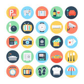 Hotel and Services Vector Illustrations 2