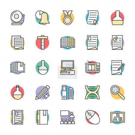 Education Cool Vector Icons 5