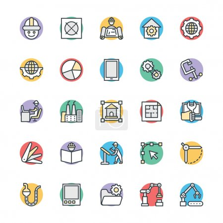 Engineering Cool Vector Icons 3