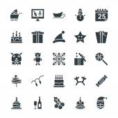 Christmas Cool Vector Icons 4