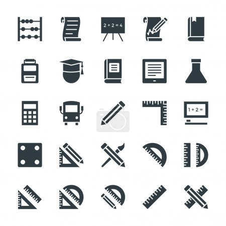 Education Cool Vector Icons 1