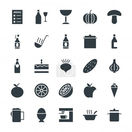 Food Cool Vector Icons 5