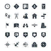 Map and Navigation Cool Vector Icons 3