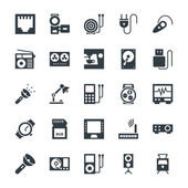 Electronic Cool Vector Icons 6