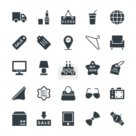 Shopping Cool Vector Icons 3