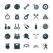 Sports Cool Vector Icons 1