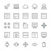 Design and Development Cool Vector Icons 2