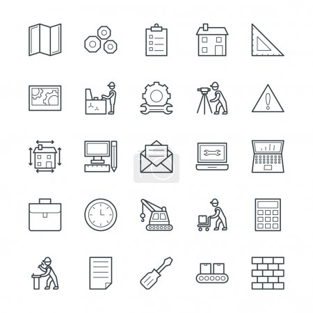 Engineering Cool Vector Icons 2