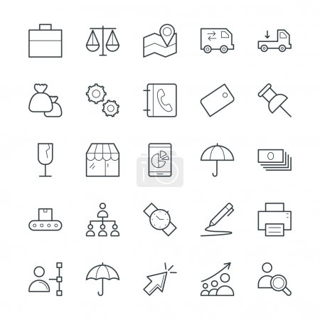 Trade Cool Vector Icons 2