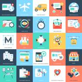 Business Concepts Vector Icons 5