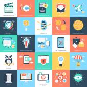 Business Concepts Vector Icons 6