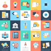 Business Concepts Vector Icons 9