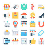 Shopping and E-Commerce Vector Icons 5
