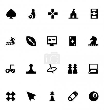 Video Game Vector Icons 3