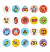 Baby Vector Icons 3