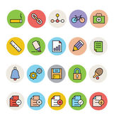 Basic Colored Vector Icons 8