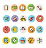 Basic Colored Vector Icons 11
