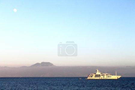 paysage marin italien
