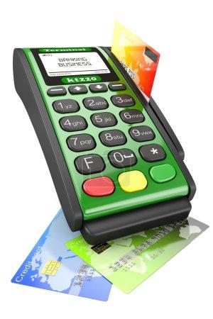 Terminal card