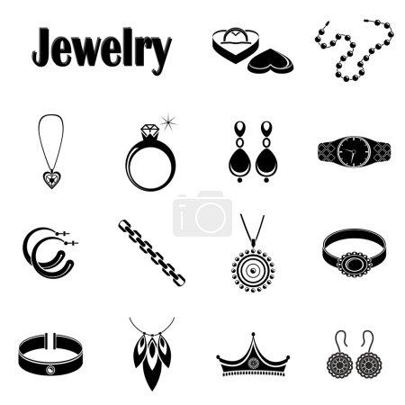 """Icons """"Jewelry"""""""