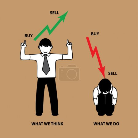Common situation about stock market people