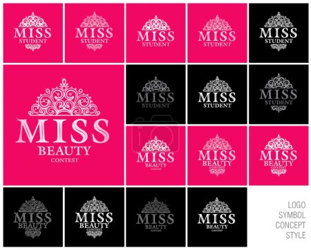 Miss beauty contest.