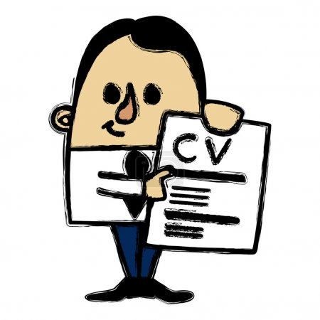 CV businessman