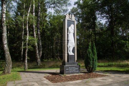 Soviet War Cemetery Memorial