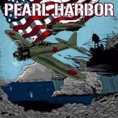 Attack on Pearl Harbor vector illustration