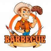 Cowboy Barbecue Chef