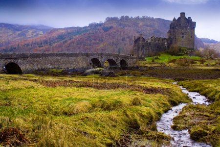 Photo for Eilean Donan Castle, Scotland - Royalty Free Image