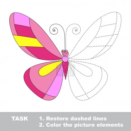 Restore dashed lines.