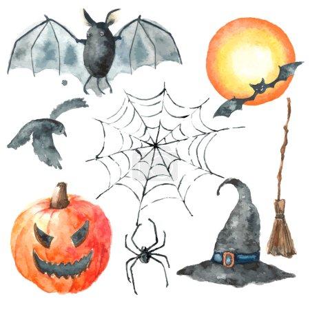 Halloween set.