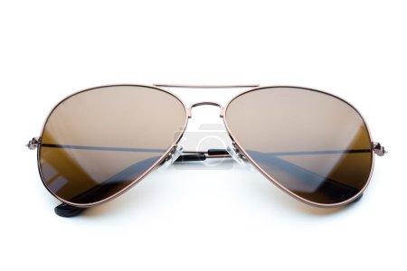 Photo for Sunglasses isolated white background - Royalty Free Image