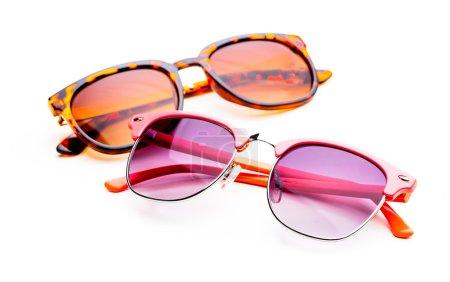 fashionable summer sunglasses