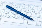 Počítačové klávesnice detail